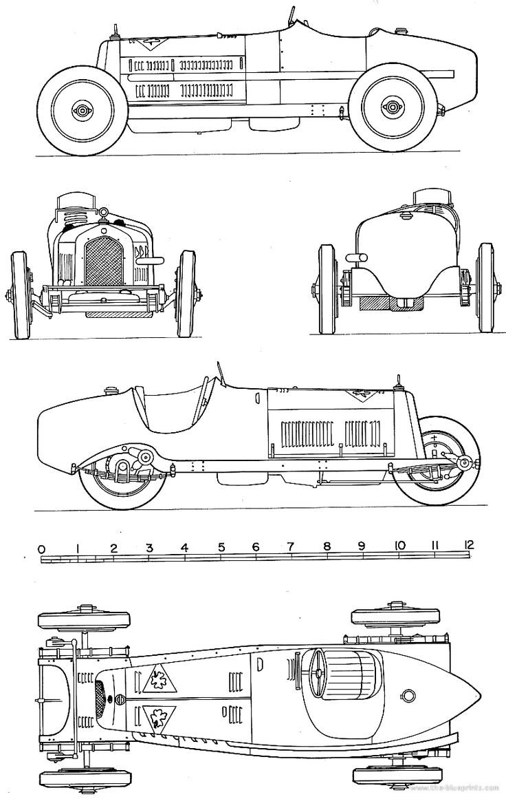 1956 ford country squire smcars net car blueprints forum - Pedal Car Alfa Romeo Gta Supersport Cutaway Auto Racing Supercar Hot Wheels Race Cars Drawings Of