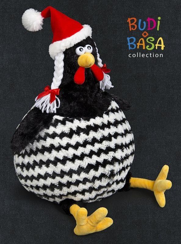 Курочка Чернушка BudiBasa игрушка мягкая (Rs31-012) - купить в интернет-магазине Kinderama