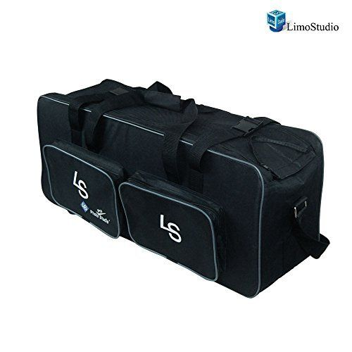Best price on LimoStudio Photography Heavy Duty Convenient Carry Case For Studio Softbox Umbrella Flash Strobe Lighting Kit, AGG975 //   See details here: http://photoinnovative.com/product/limostudio-photography-heavy-duty-convenient-carry-case-for-studio-softbox-umbrella-flash-strobe-lighting-kit-agg975/ //  Truly a bargain for the inexpensive LimoStudio Photography Heavy Duty Convenient Carry Case For Studio Softbox Umbrella Flash Strobe Lighting Kit, AGG975 //  Check out at this low…