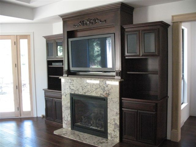 27 best Custom entertainment center and fireplace images on ...