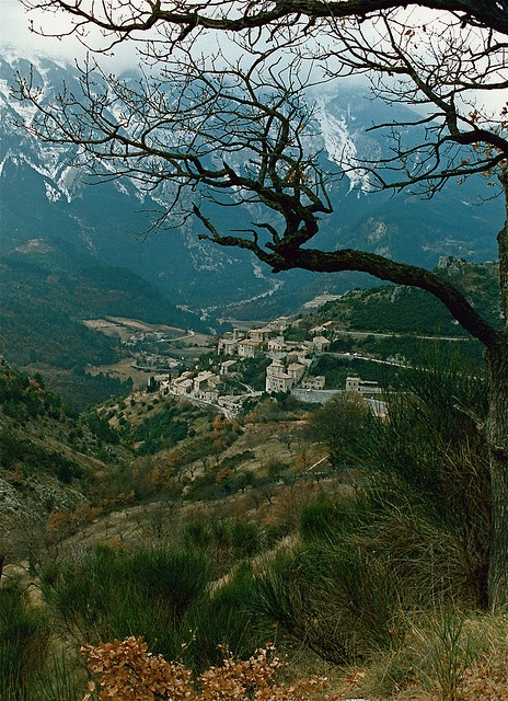 Brantes, Vaucluse, Haute Provence, France ...I love this village and all the area around it