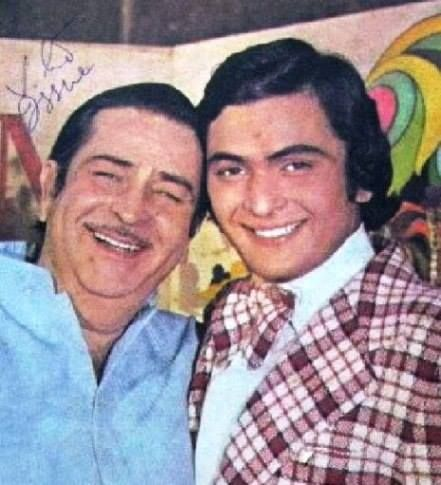 shashi kapoor and rishi relationship