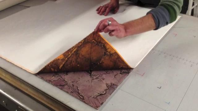 Encaustic Collagraph Monotype with Elise Wagner and Jane Pagliarulo