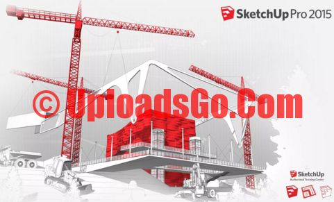 Google SketchUp Pro 2015 Crack Free is graphics software on your part can alter your projects into 3D form by utilizing Activation Key Free Download.