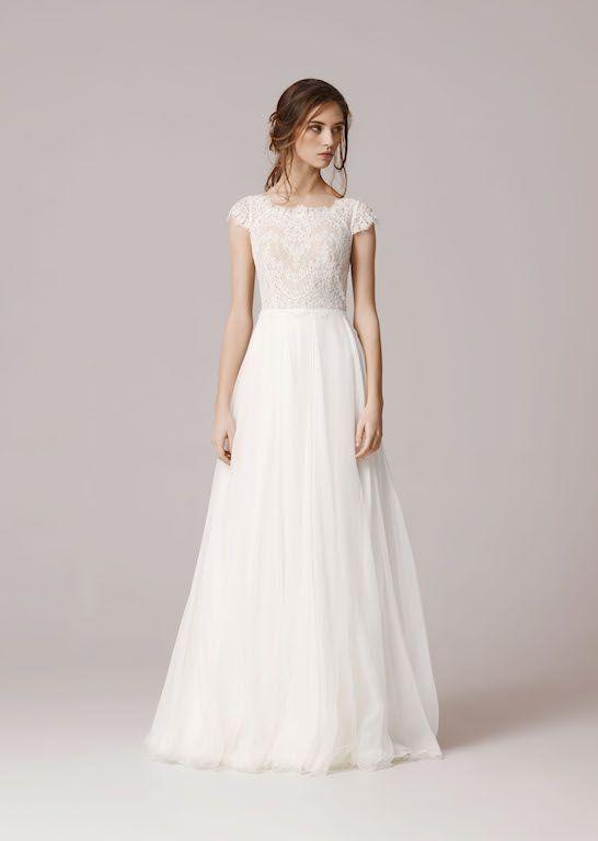 Vintage Brautkleider – Finde dein Brautkleid im Hippie Stil. Brautmode aus Spitze und elegante, schlichte Hochzeitskleider passend zur Shabby Chic Hochzeit! – Lena Wood