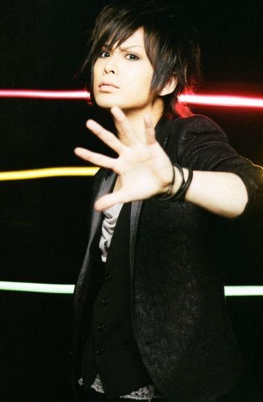 Satoshi. Girugamesh.
