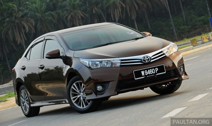 2015/2016 Toyota Corolla Altis, Lexus NX and RX recalled in Malaysia over faulty airbag sensors