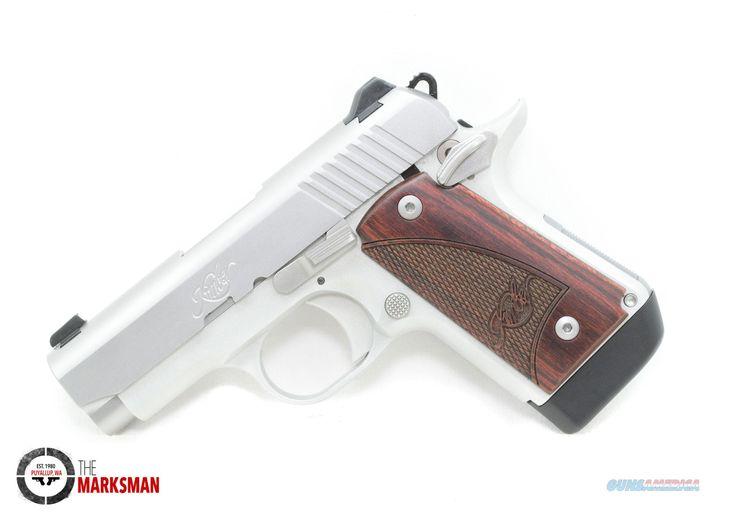 Kimber Micro 9 Stainless, 9mm, Extended Magazine, Free Shipping  Guns > Pistols > Kimber of America Pistols