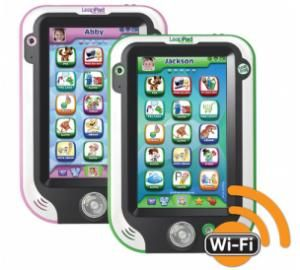 LeapPad Ultra Learning Tablet (4+, LeapFrog, $160) CTTC – Three Star Rating Dr. Toy - 100 Best Toys Oppenheim Toy Portfolio - Platinum Award...