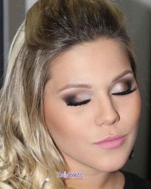 Thais Benites Make up: Noivas clássicas, ousada, madrinhas, mãe de noiva e etc..