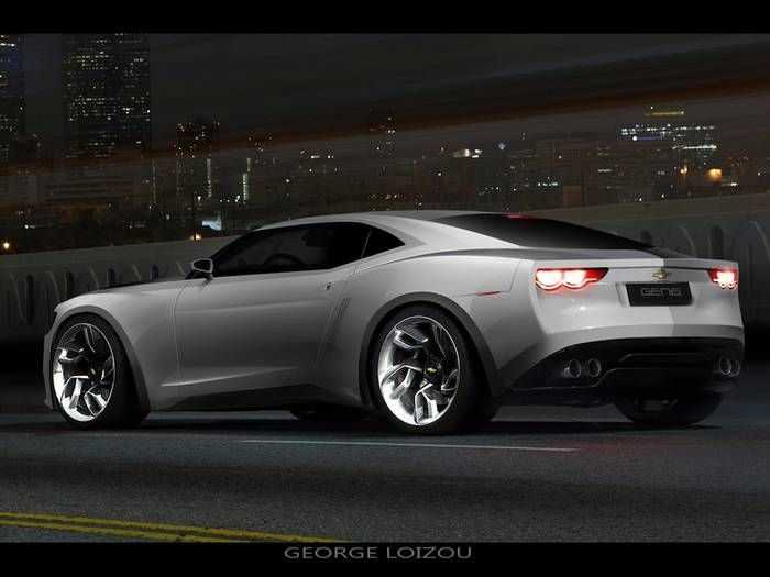 GMI's Take: 2016 Chevrolet Camaro,    Looks a lot like a C7 Vette...Bob