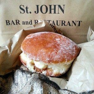 St John, EC1 | 26 Utterly Delicious Brunch Places In London