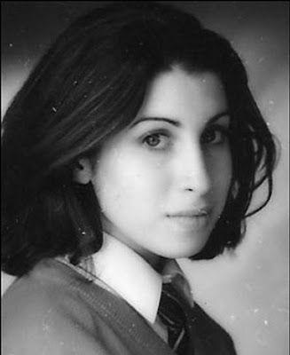 Amy Winehouse, quand elle était encore plus jeune !