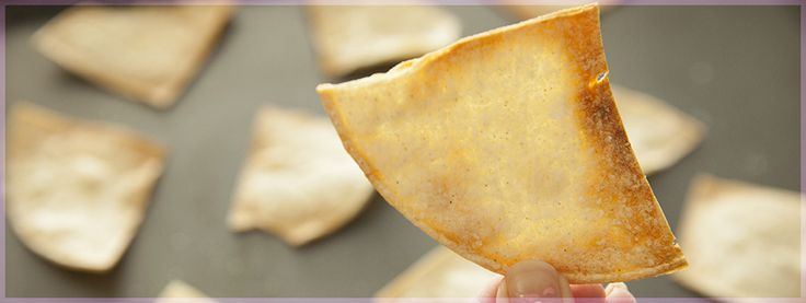 Easy to make Homemade Corn Tortilla Chips. This saves you money and is quick to make. Great for snacking!