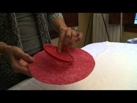 Video tutorial II by Masario.Tocado para adornar el cabello