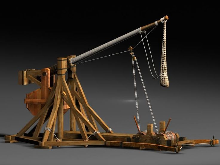 an overview of the medieval siege weapons Catapults were perhaps the best-known medieval siege engine, used to fire projectiles they were used both to attack and defend castles a catapult.