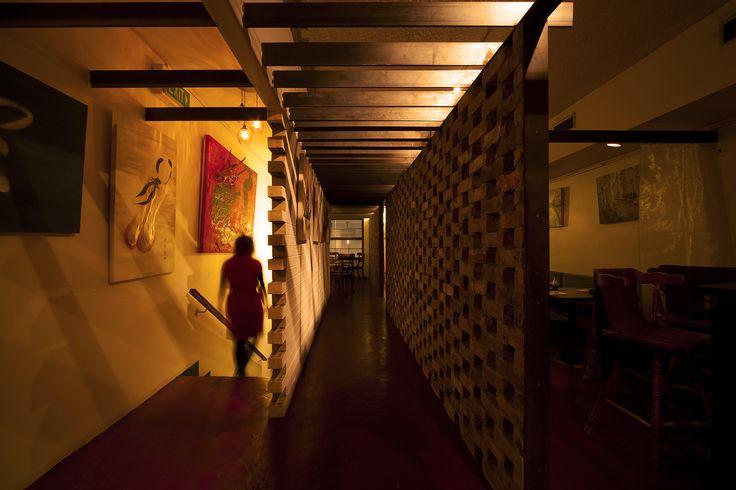 Uchi Lounge 02 / Facet Studio