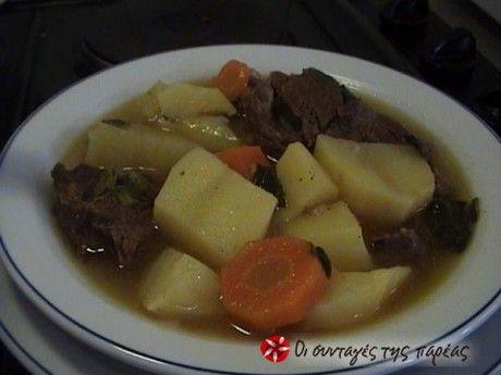 Μια πεντανόστιμη σούπα για το χειμώνα και όχι μόνο.