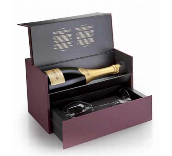 The Krug unveils new Champagne Sharing gift set $54,000