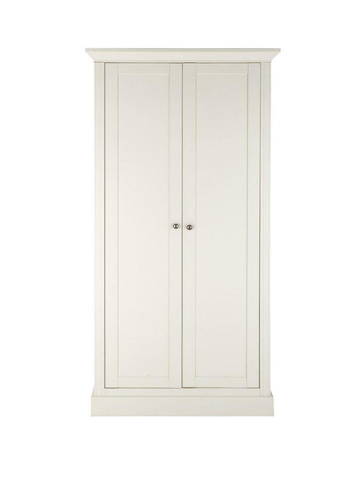 Dover Ready Assembled 2-Door Wardrobe, http://www.very.co.uk/consort-dover-ready-assembled-2-door-wardrobe/1458229162.prd