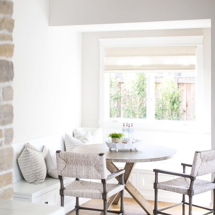 White Kitchen Nook 632 best banquettes + breakfast nooks images on pinterest