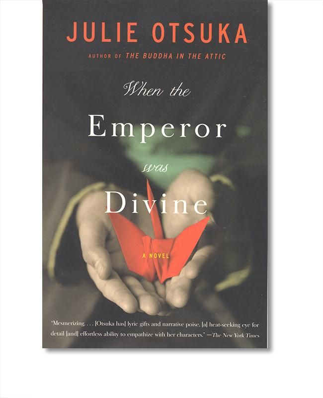 When The Emperor Was Divine Emperor Japanese American First Novel