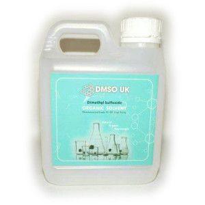 DMSO Single Container Pharmaceutical Grade (1Ltr)