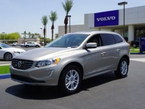 New 2016 Volvo XC60 T5 Drive-E Platinum For Sale in Tempe, AZ | Phoenix, 2126