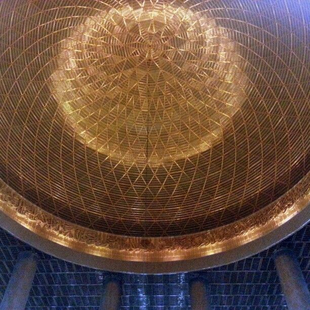 Dome of Masjid Istiqlal (Jakarta, Indonesia)