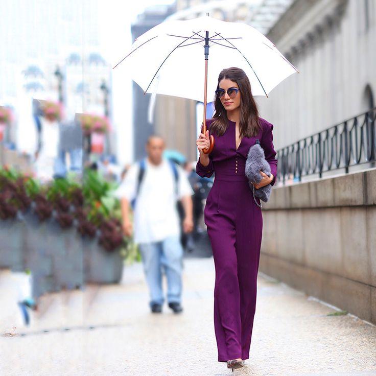 Camila Coelho - NYFW - camilacoelho.com - Women´s Fashion Style Inspiration - Moda Feminina Estilo Inspiração - Look - Outfit