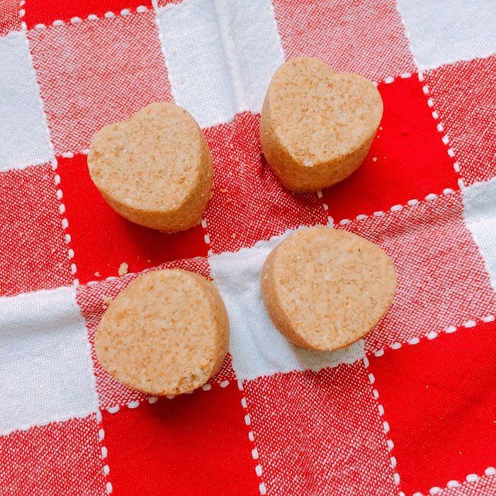 pacoca de amendoim feita em casa foto o caderno de receitas pacoca caderno de receitas receitas pinterest