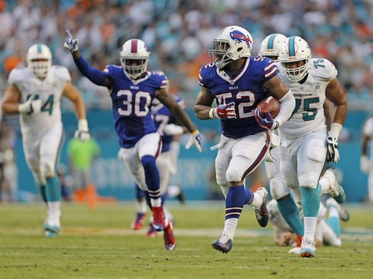 Bills linebacker Preston Brown blossoming - This past spring, the Buffalo Bills engaged in a rare, blockbuster player-for-player trade with the Philadelphia Eagles. That trade has since been heavily scrutinized by league analysts.....