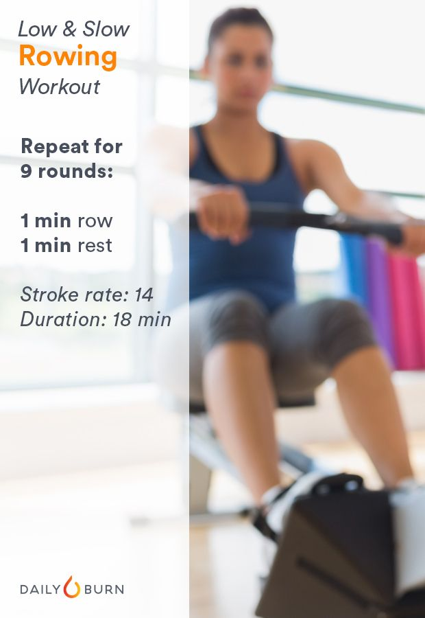3 Rowing Workouts to Get Strong and Lean - Life by Daily Burn