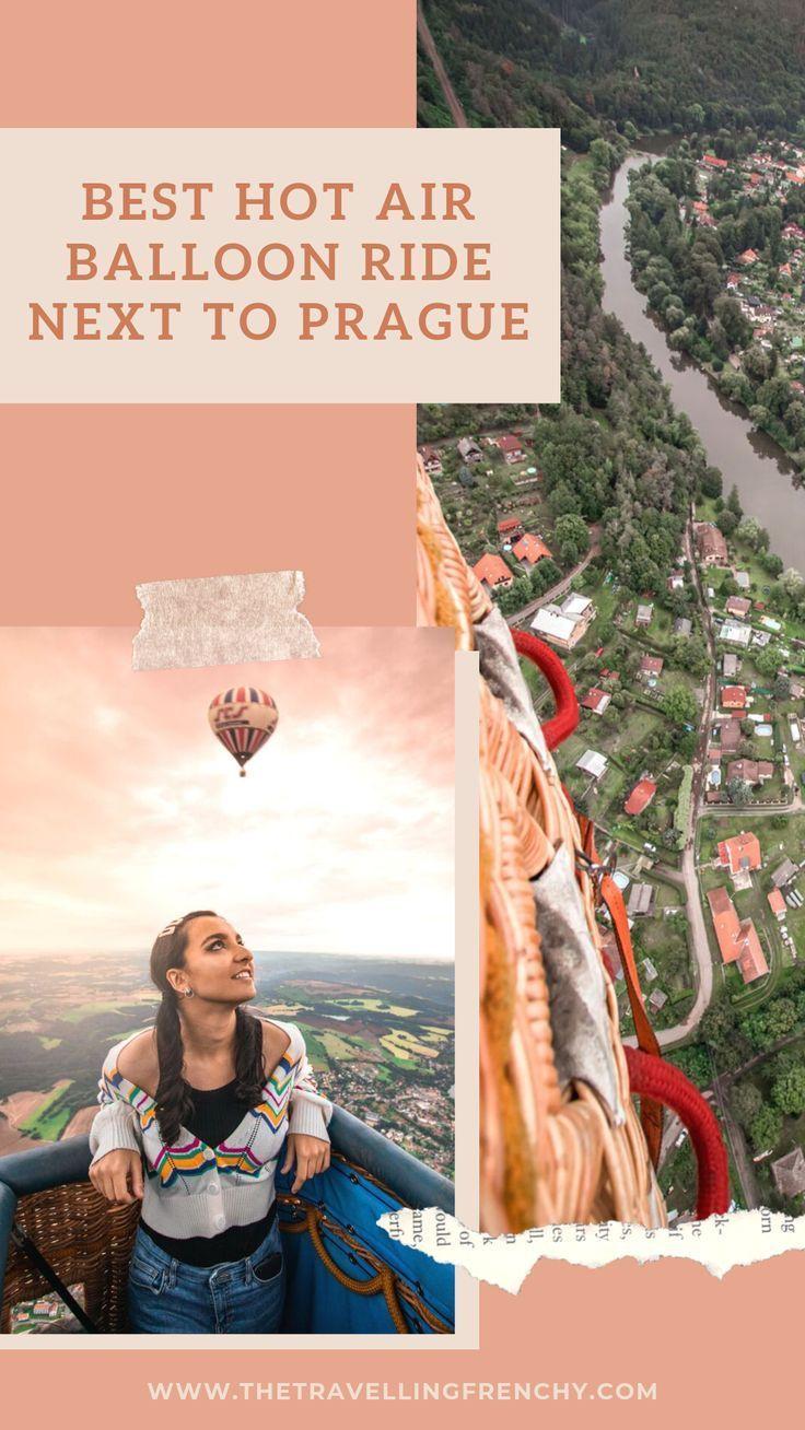 The Best Hot Air Balloon Ride Next to Prague