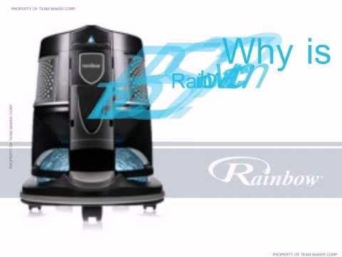 New Rainbow Vacuum Cleaner, Why is rainbow the best?  www.rainbowvacuumcleanermiami.com
