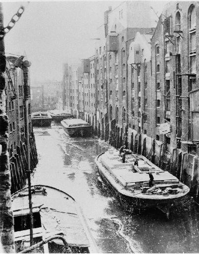 Vogan's Mill, Mill Street, London SE1 - History