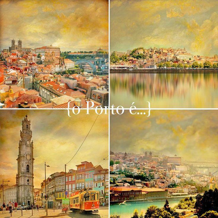o Porto é... uma paleta