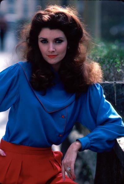 Morgan Brittany, 1983