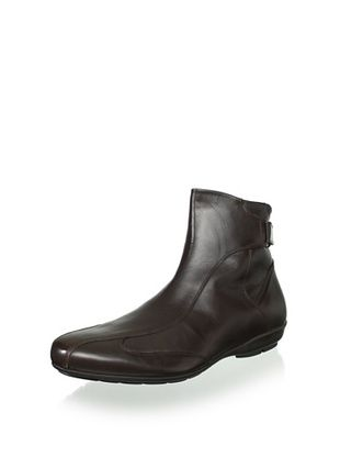 Bacco Bucci Men's Renzo Ankle Boot (Brown)