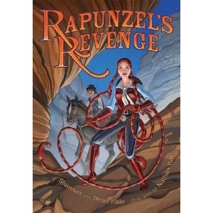 75 best early chapter books images on pinterest baby books kid rapunzels revenge by shannon and dean hale with nathan hale fandeluxe Image collections