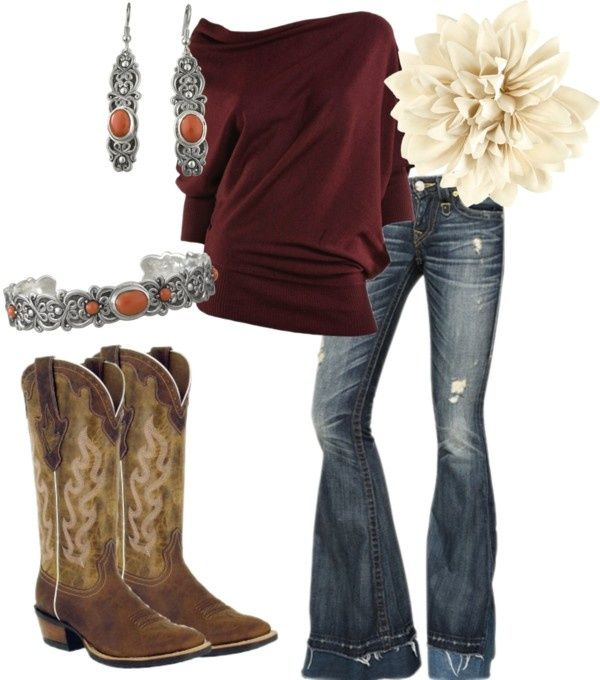 Country Fall Fashion | Fashion-Fall & Winter