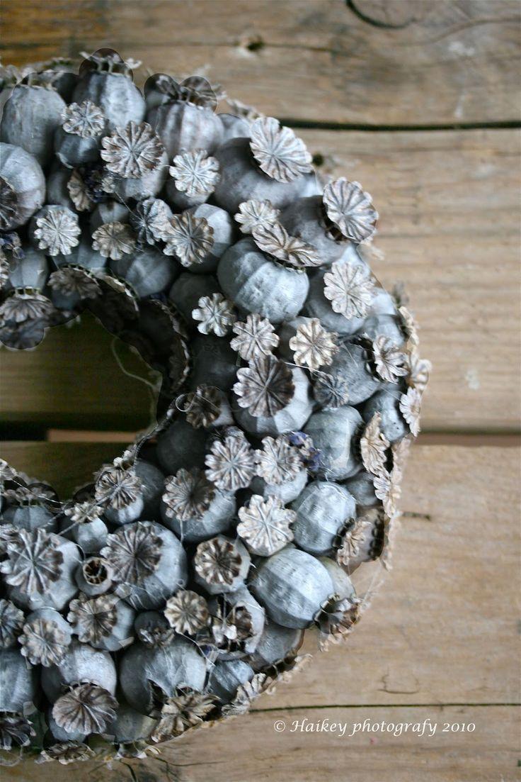 ۞ Welcoming Wreaths ۞ Diy Home Decor Wreath Ideas Poppy