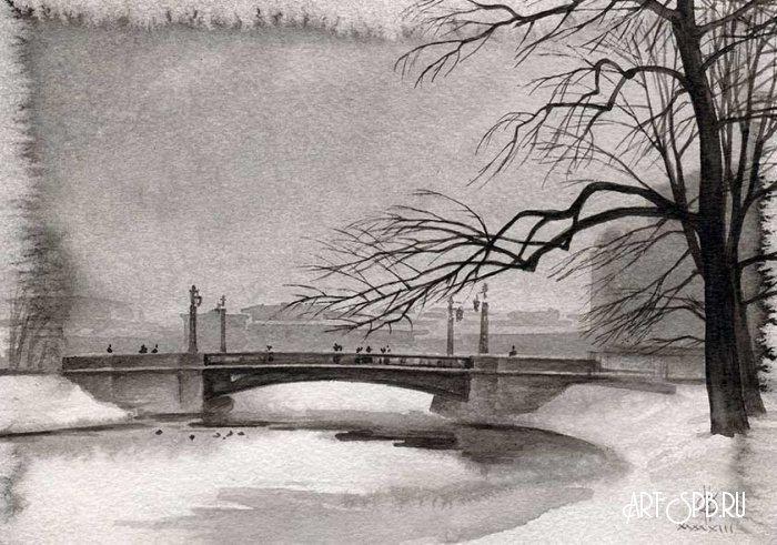 Мойка, 1-й Садовый мост  Ильдюков Олег