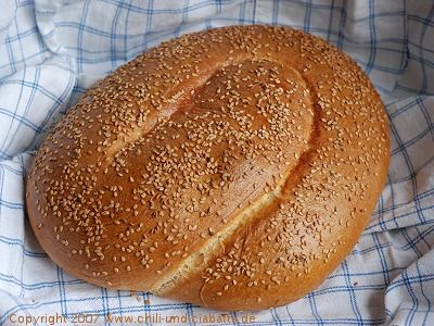 Churek - un pane Shabbat da Rodi