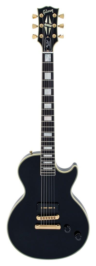 Gibson Custom Shop Les Paul Custom Limited Edition Single P-90 pickup.   Simple elegance.
