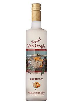 Van Gogh Espresso Vodka