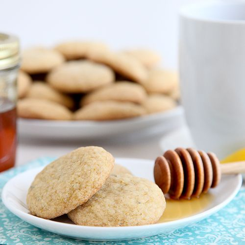 Recipe: Lemon Honey Chamomile Cookies | Stash Tea Blog