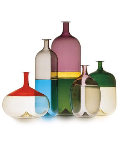 Handblown Glass Vases | Venini - YOOX
