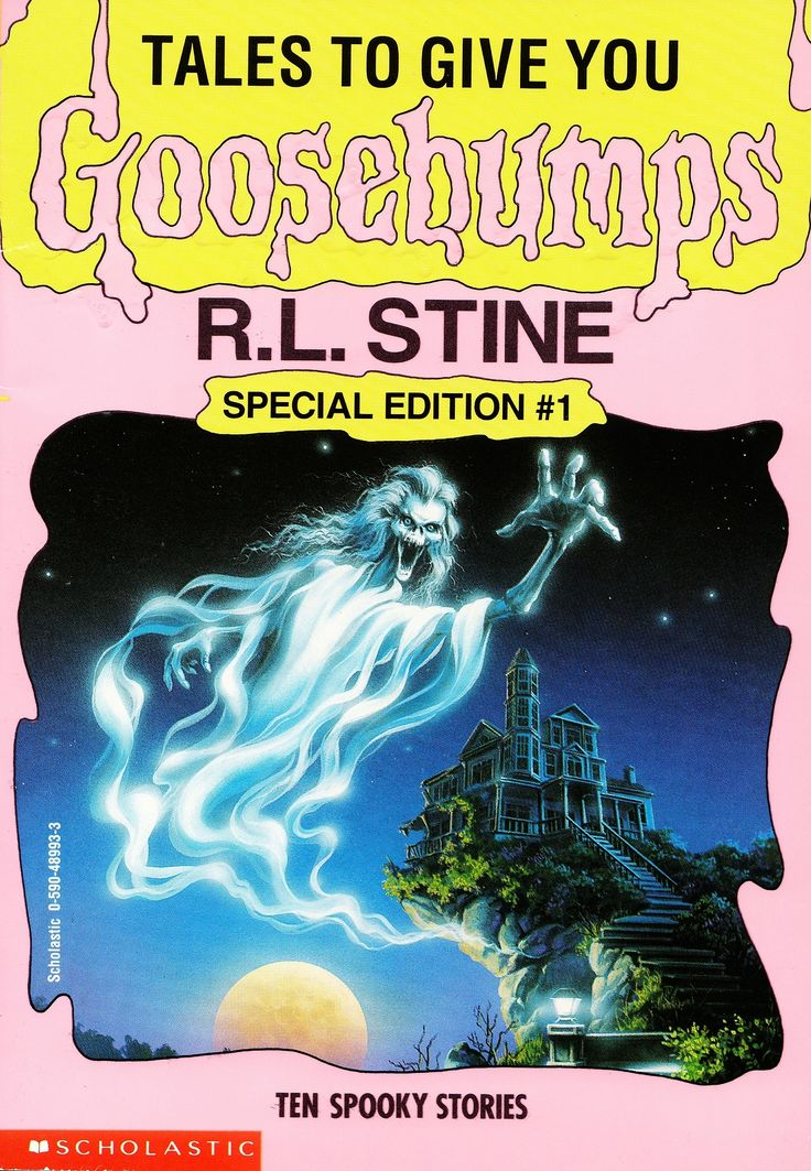 Best 254 goosebumps books ideas on pinterest baby books book tales to give you goosebumps special edition ten spooky stories r fandeluxe Gallery
