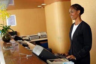 Curso recepcionista de hoteles en Ges Formación